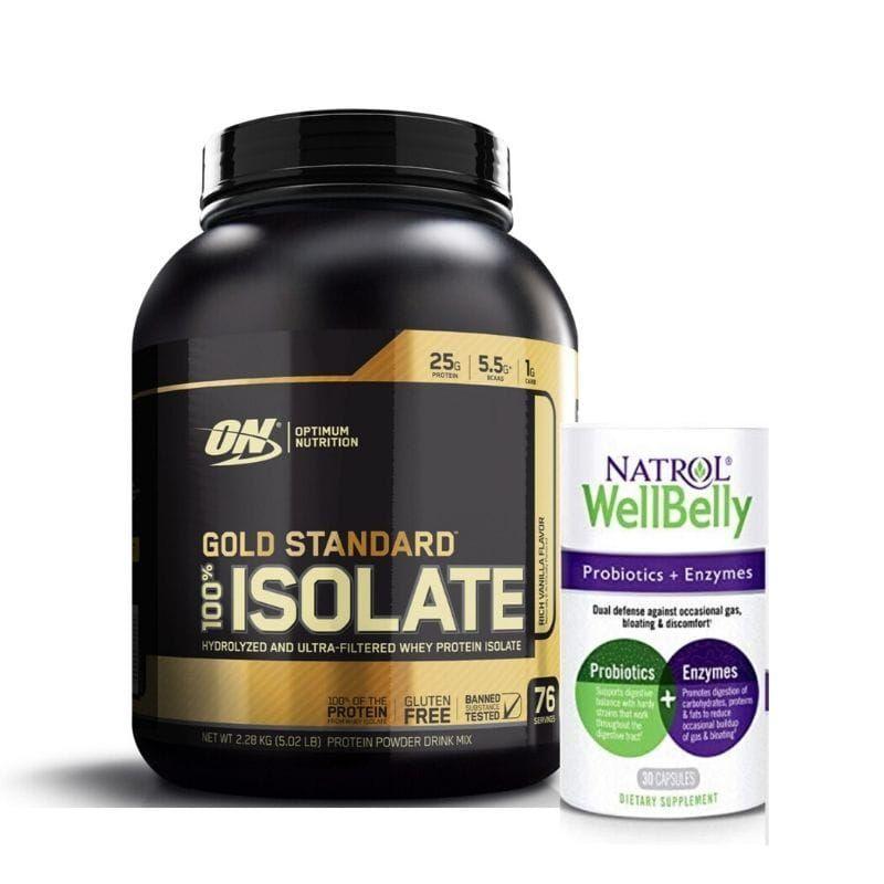 Optimum Nutrition Gold Standard Isolate 5lb
