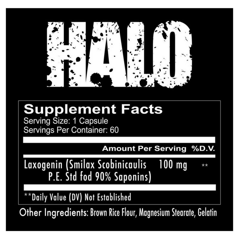 Nutrition Deal - Redcon Halo Natural Anabolic Estrogen Blocker 60sv