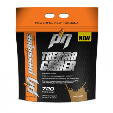Physique Nutrition Thermo Gainer 16lb