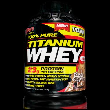 100% Pure Titanium Whey Protein 5lbs