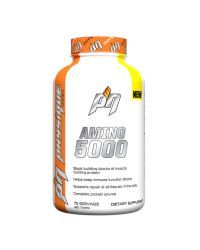 physique nutrition amino 5000 tabs