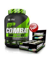 combat 5lb + crunch bars