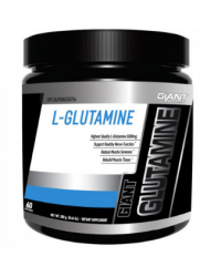 giant glutamine 300gm