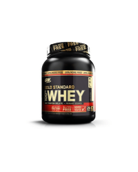 Gold Standard Whey Protein 2.4lb 20% more