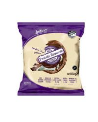 justines hi protein brownie box 80gm