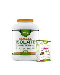 Muscle Isolate Free Slim Tea Promotion