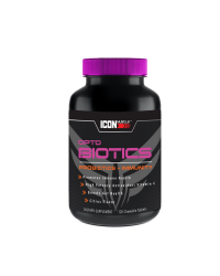 Icon Muscle Opto Biotics Probiotic 120cp