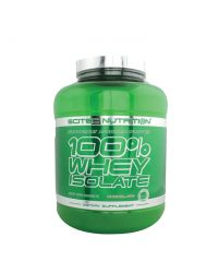 Scitec 100% Whey Isolate 5lb