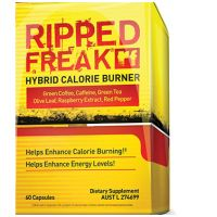 Ripped Freak Hybrid Calorie Burner - 60 Caps