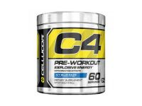 C4 Preworkout 60sv Dated