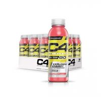 C4 Energy On The Go RTD 12pk