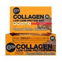 BSc Collagen Low Carb Protein Bar 12pk