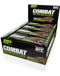 Combat Crunch Bars Box/12 each