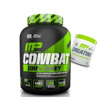 MUSCLEPHARM COMBAT 100% WHEY PROTEIN 5LBS