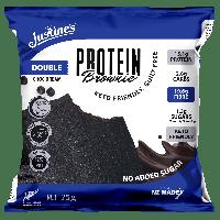 Justines Protein Brownies