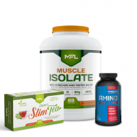 Muscle Isolate Free Slim Tea Promotion