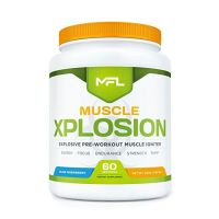MUSCLE XPLOSION Pre workout Bodybuilding Supplements