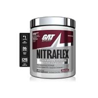GAT Nitraflex Pre- Workout 30sv - Creatine Free