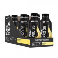 Optimum Nutrition Pure Pro 35 RTD Box 6's