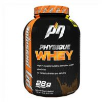 Physique Nutrition Whey 5lb Dated Feb 2021