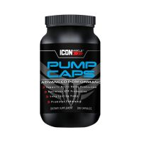 icon muscle pump caps