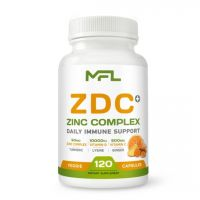 MFL Z D C Plus Zinc Complex Daily Immune Support