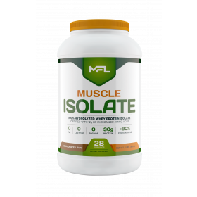 Muscle Isolate 2lbs