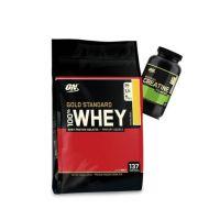 Gold Standard Whey Protein Powder 10lb