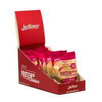 Justine's Healthy Delicious Protein Cookies Box 12/each 64gm